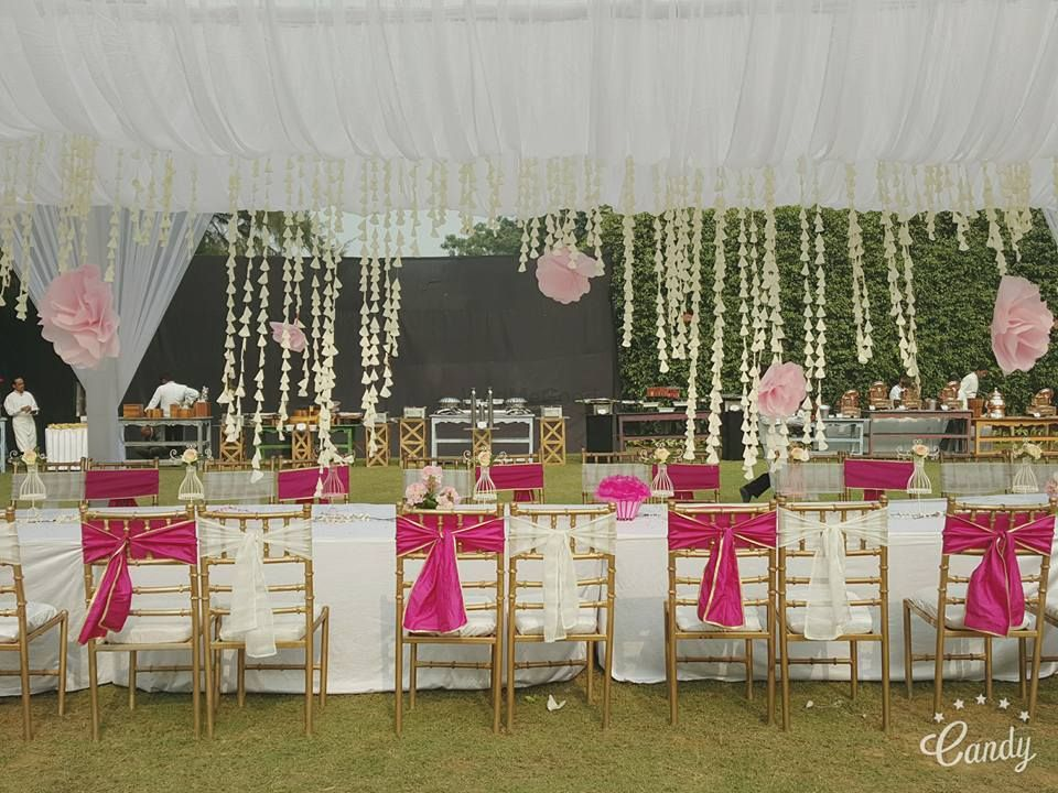 Photo From Sundowner's in white - By The Event Yarn