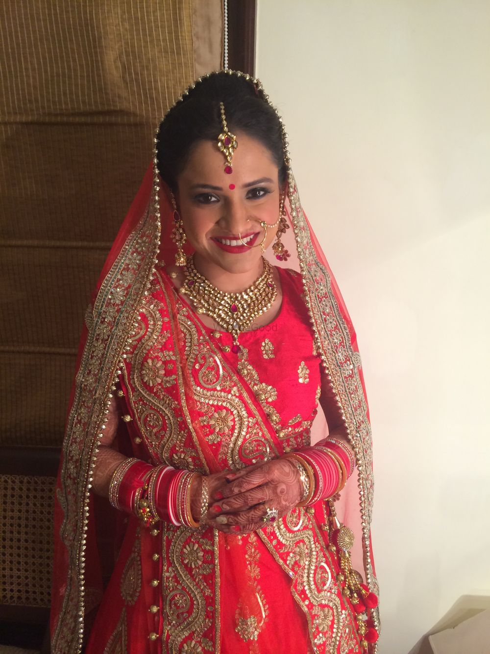 Photo From Gorgeous Aditi  - By Bridal Makeup by Pooja Sethi
