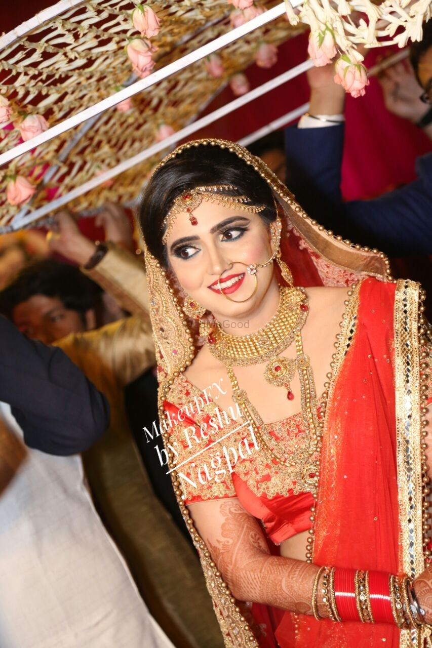 Photo From Bride Saloni - By Makeup FX by Reshu Nagpal