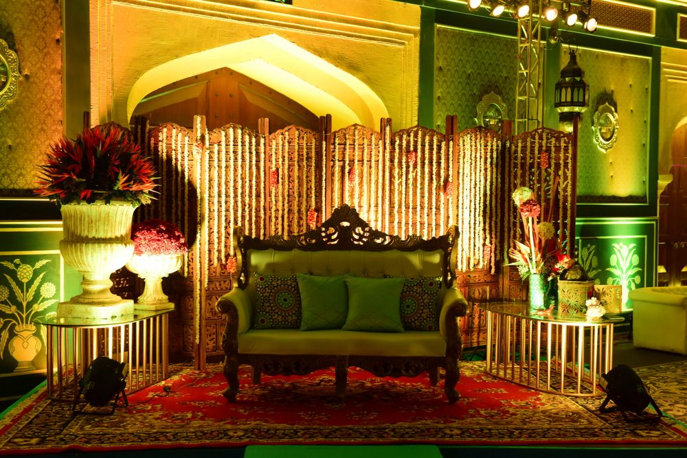Photo From Sangeet Decor - By Dreamzkraft