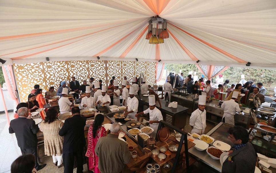 Photo From Food Theater - By The Palms Town & Country Club