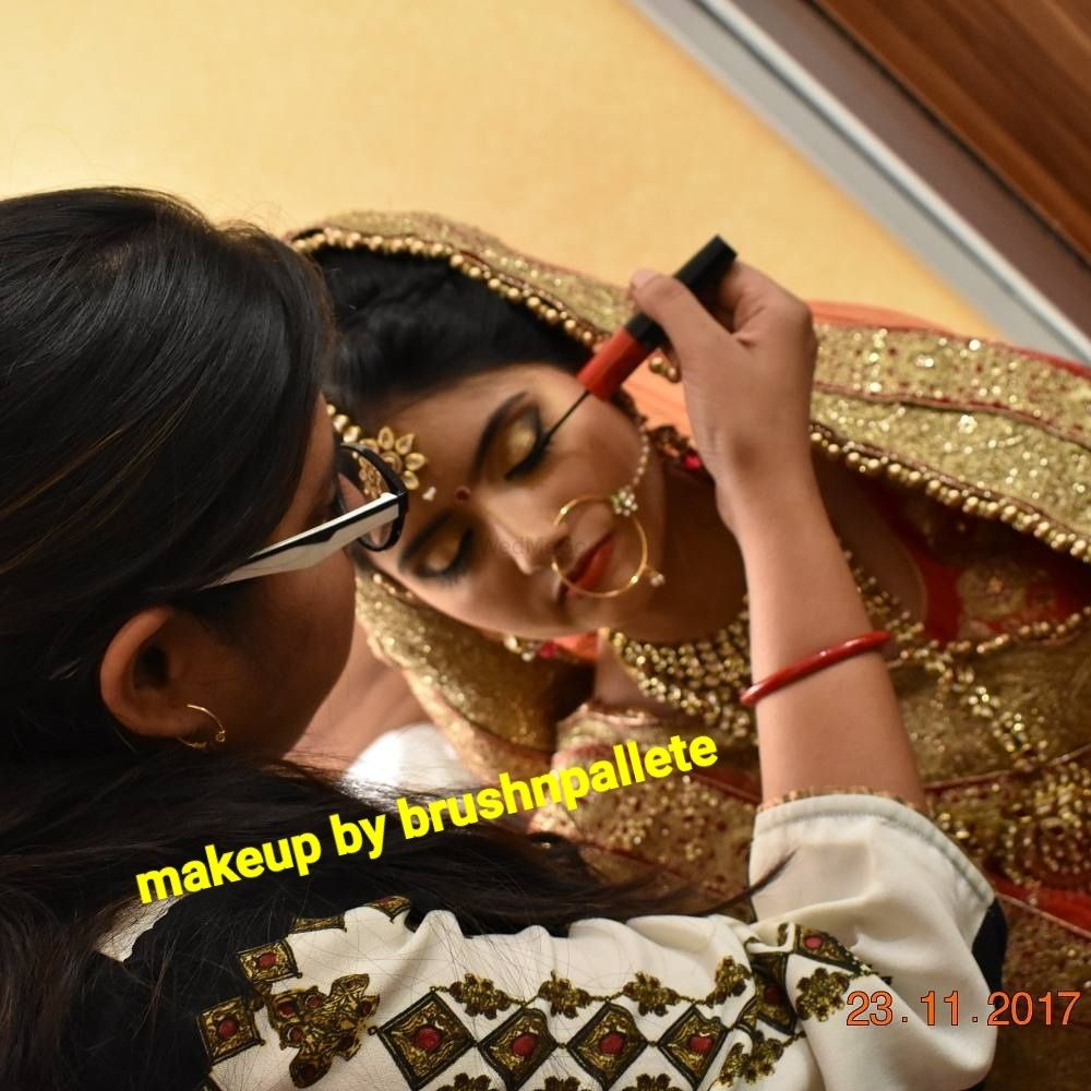 Photo From Bridal Makeup Airbrush - By Makeovers by Sheetal