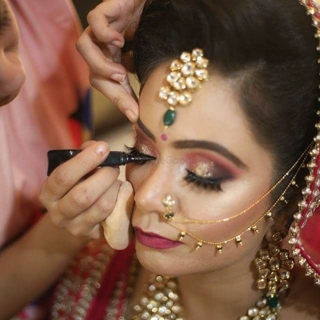 Photo From Bride Divya - By Makeup FX by Reshu Nagpal