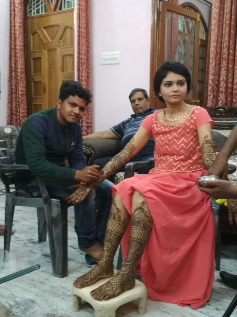 Photo From new letest bridal mehndi - By Amar Mehndi Artist