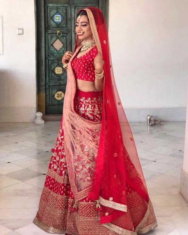 Photo From Meghana Niar on her Destination Wedding - By Makeovers By Kamakshi Soni