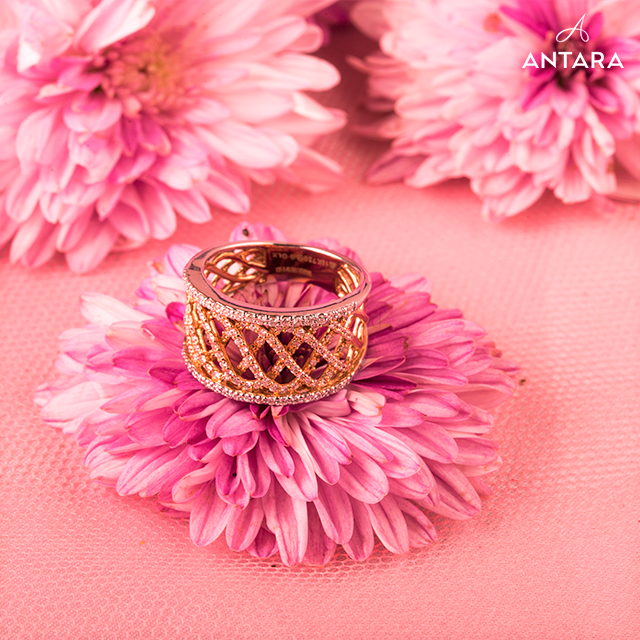 Photo From Mehek - Rose Gold collection - By Antara Jewellery