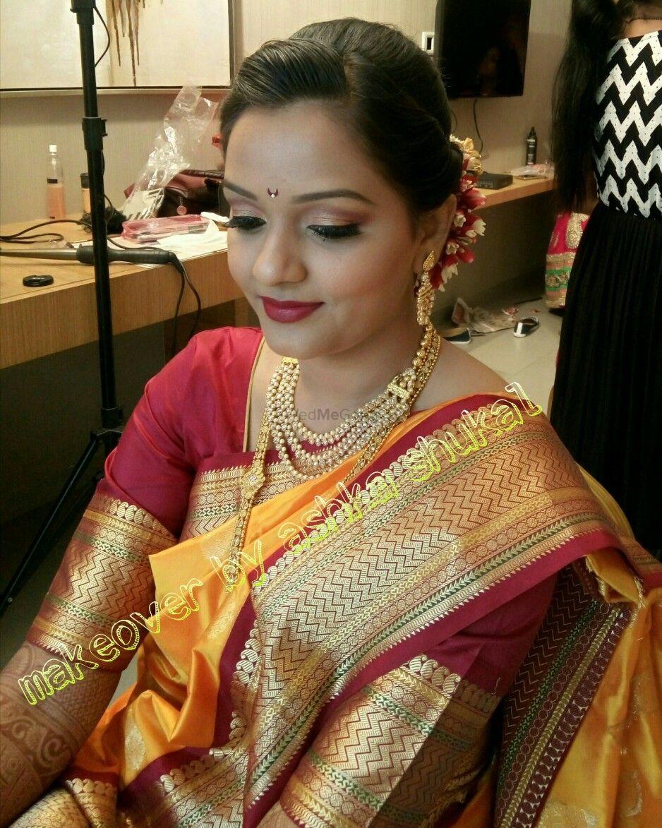 Photo From marathi mulagi - By Jayshree Makeup and Hair Designer