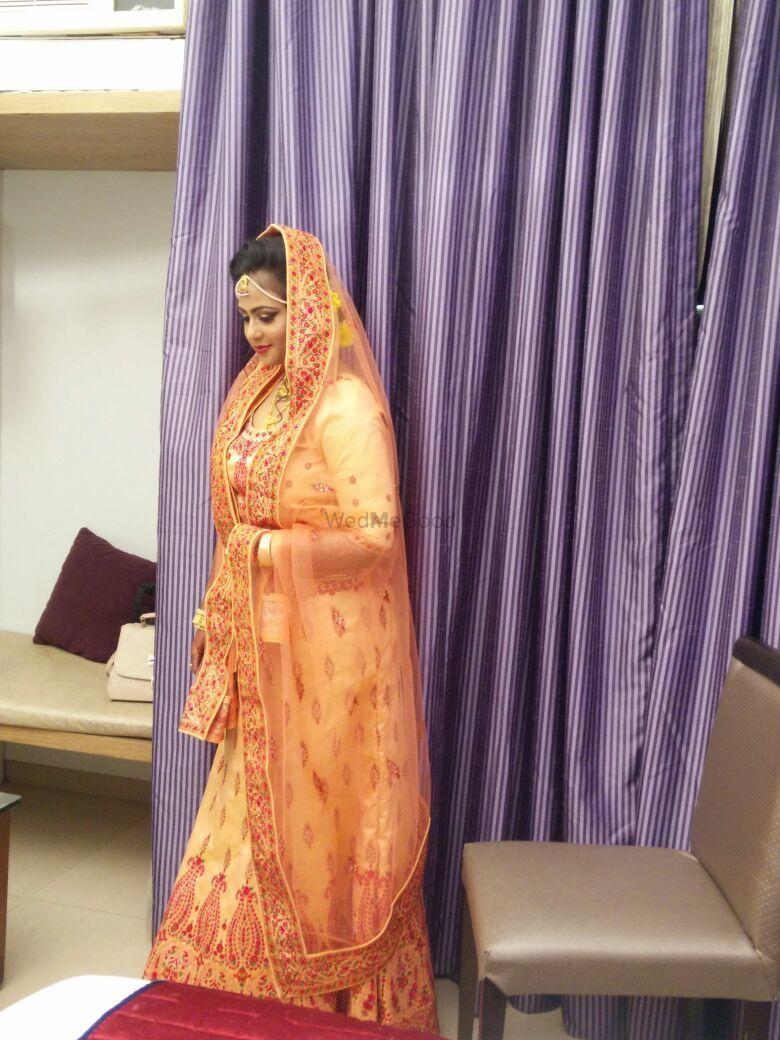 Photo From Zainab ka nikah - By Jayshree Makeup and Hair Designer