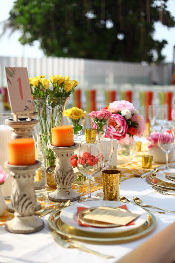 Photo From Citrus Celebration Wedding - By Vintage Nutters
