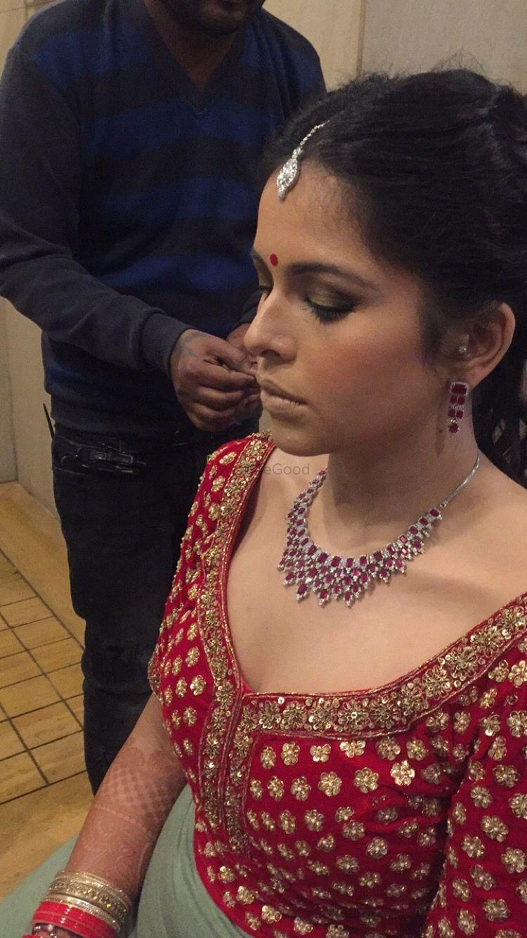 Photo From Varsha's Wedding - By Karishma Verma