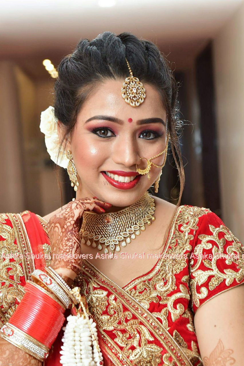 Photo From punjabi kudi ... Ripika sharma - By Jayshree Makeup and Hair Designer