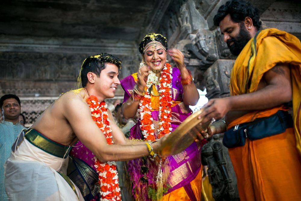 Photo From Mallika & Saravana - By Vaijayanti Varma Photography