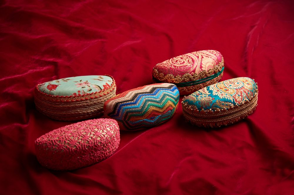 Photo of Mehendi favour ideas sunglass cases