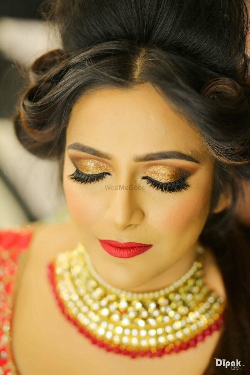 Photo From Arabic cut crease  - By Get Gorgeous with Ridhi