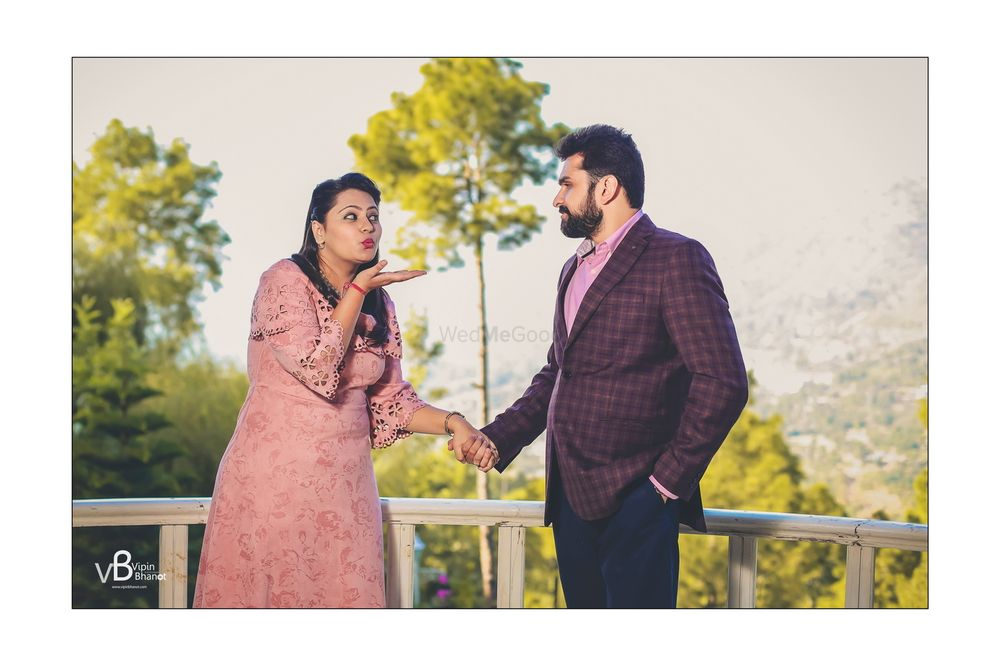 Photo From Nikash & Chhavi Pre Wedding - By Vipin Bhanot Photography
