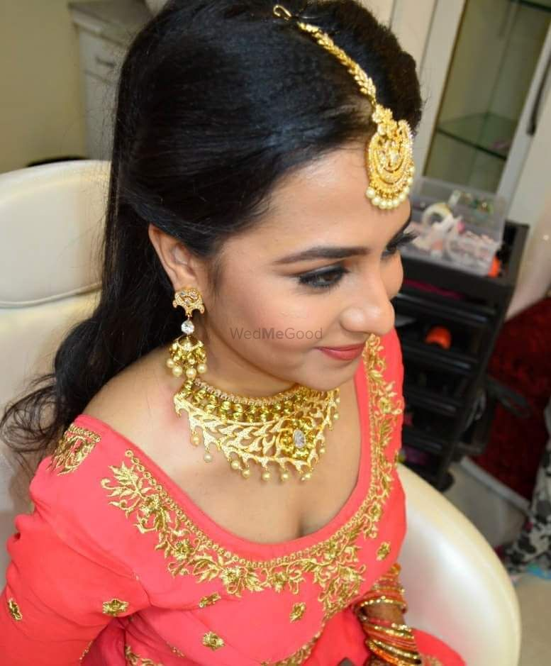Photo From Ritu On her Wedding - By Makeovers By Kamakshi Soni
