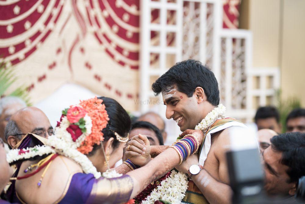 Photo From Wedding Pooja & Siddharth - By Nimitham Wedding Photography