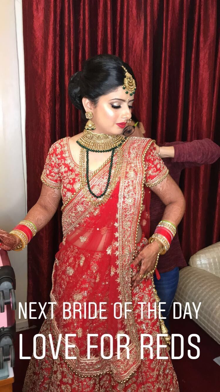 Photo From bridal makeup - By Aakriti Gandhi Makeup Artist