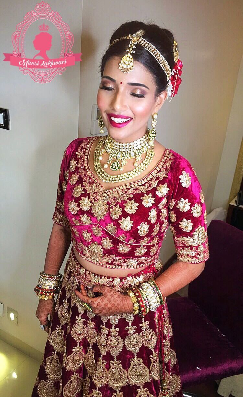 Photo From Ginisha - Jodhpur Royal Destination Wedding - By Makeup by Mansi Lakhwani