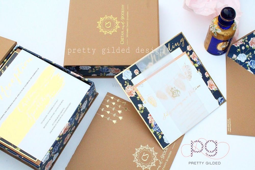 Photo From Rustic Bloom - By Pretty Gilded Designs