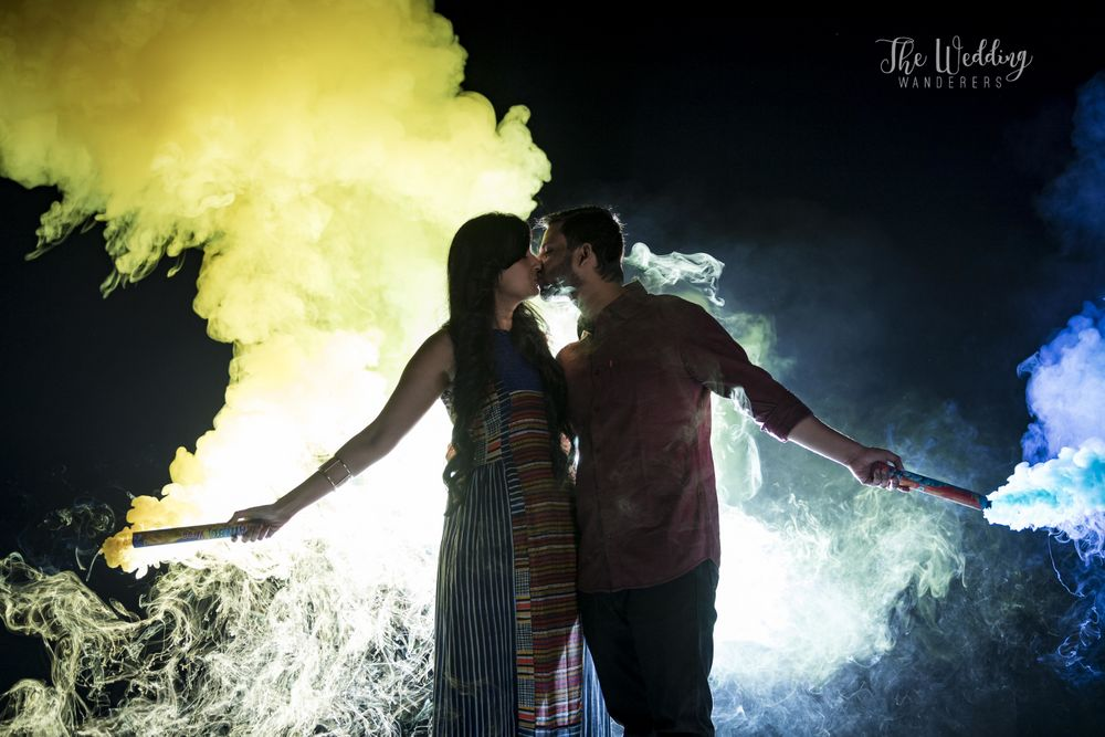 Photo From Pre-wedding Shoot - By The Wedding Wanderers
