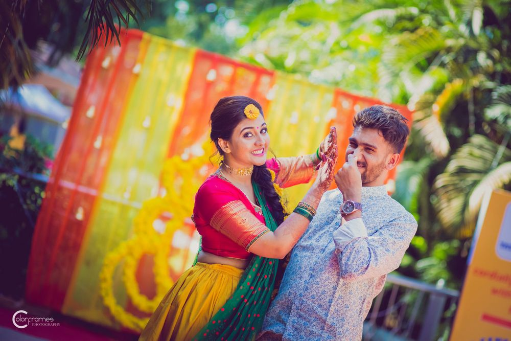 Photo From Priyanka & Sarvajit - By Color Frames