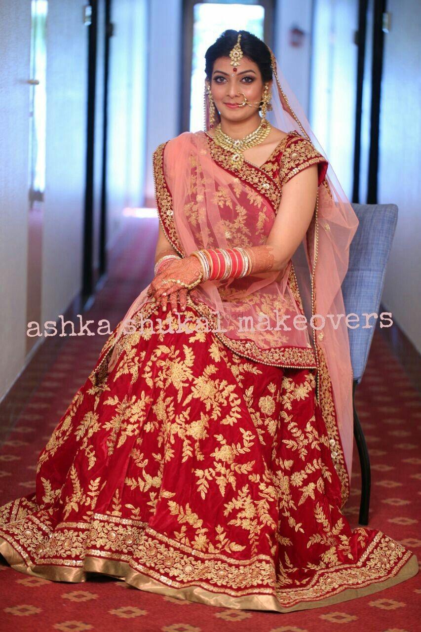 Photo From Akshata.. my most fevorite bride - By Jayshree Makeup and Hair Designer