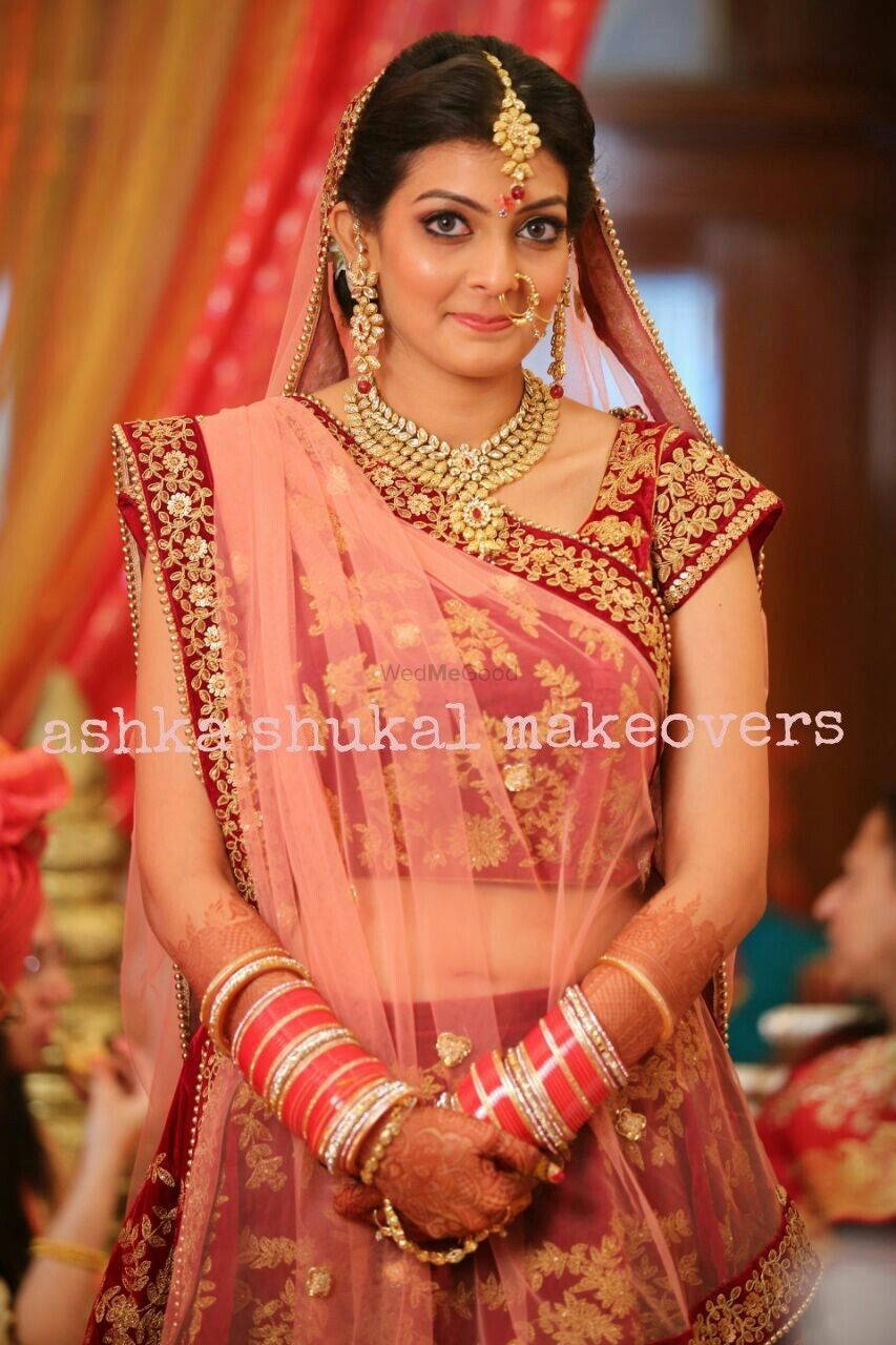 Photo From Akshata.. my most fevorite bride - By Jayshree Makeup and Hair Designer