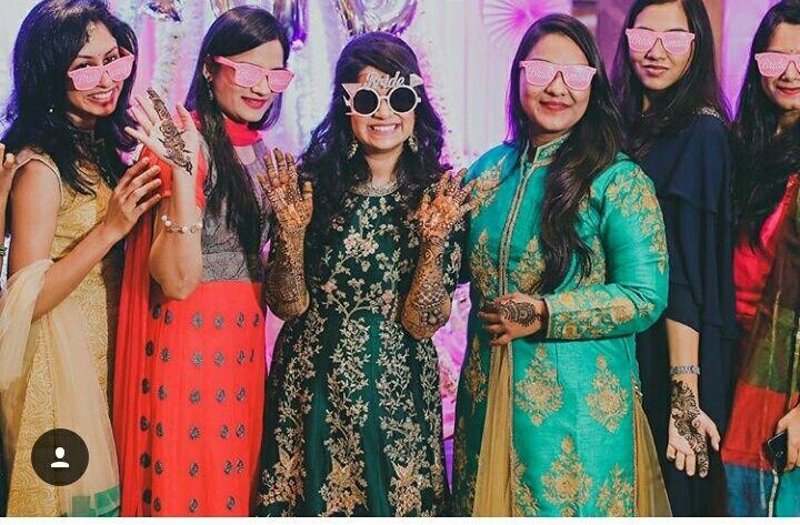 Photo From Sweta sinha bridal mehendi and ceremony at the Muse,  kapashera on 19 nov - By Shalini Mehendi Artist