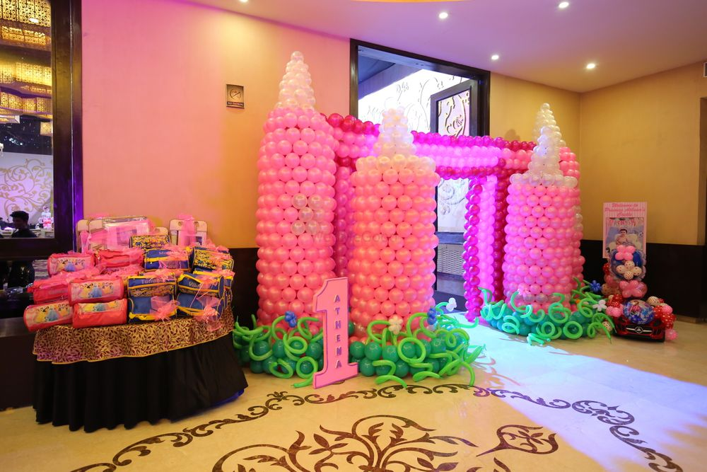 Photo From Princess theme 1st birthday - By The Perfect Weddings