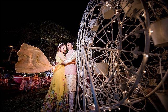Photo of Unique Ferris wheel prop