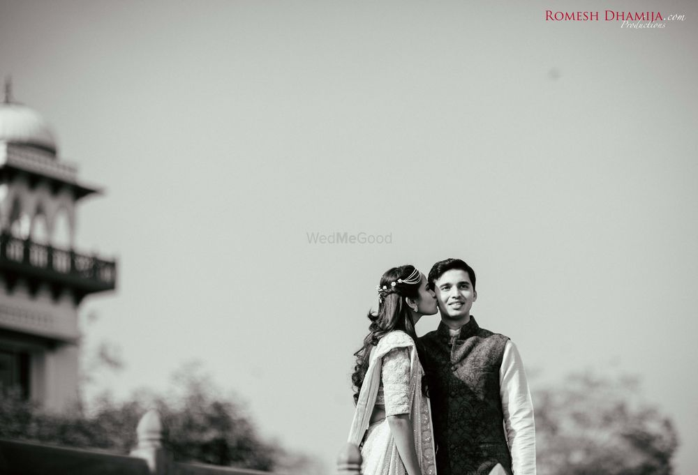 Photo From Arati & Aditya - By Romesh Dhamija Photography