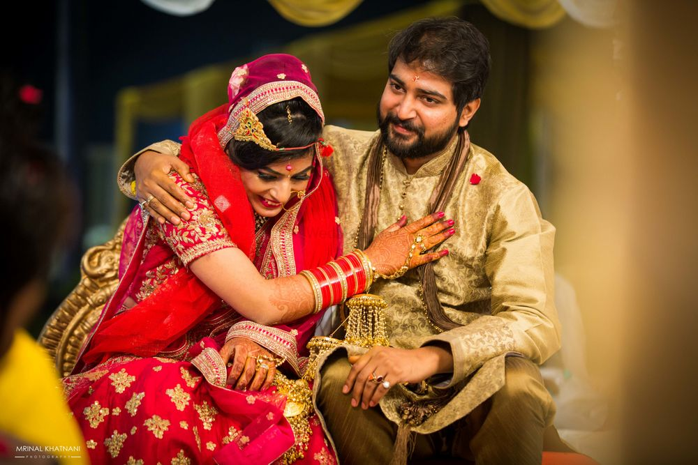 Photo From Guncha + Vaibhav - By Mrinal Khatnani Photos and Films