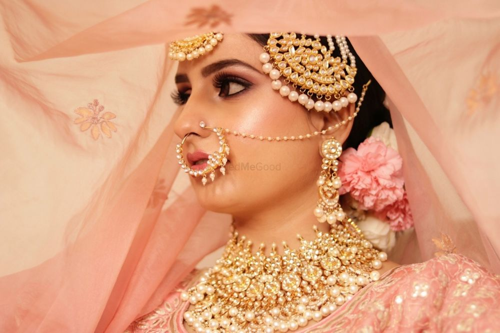 Photo From Gurudwara wedding  - By Get Gorgeous with Ridhi