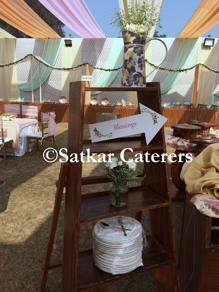 Photo From Tanya & Pratish Wedding - By Satkar Caterers