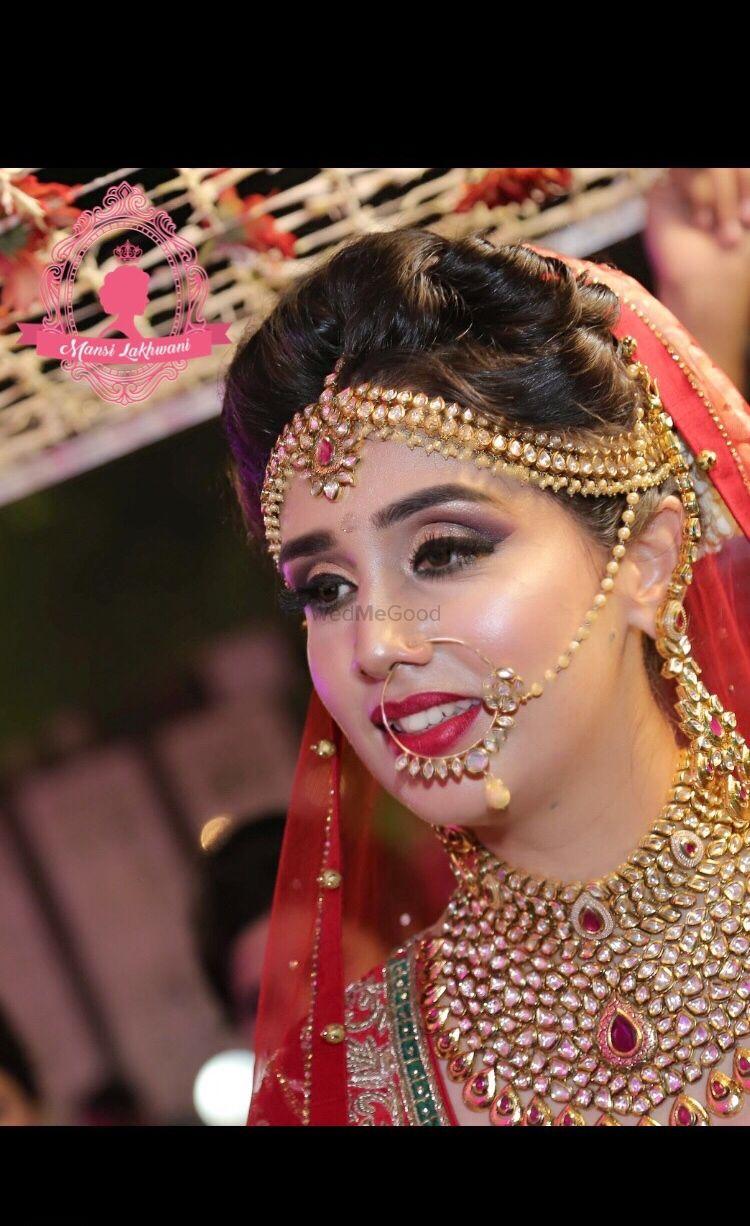 Photo From Brides by Mansi Lakhwani - By Makeup by Mansi Lakhwani