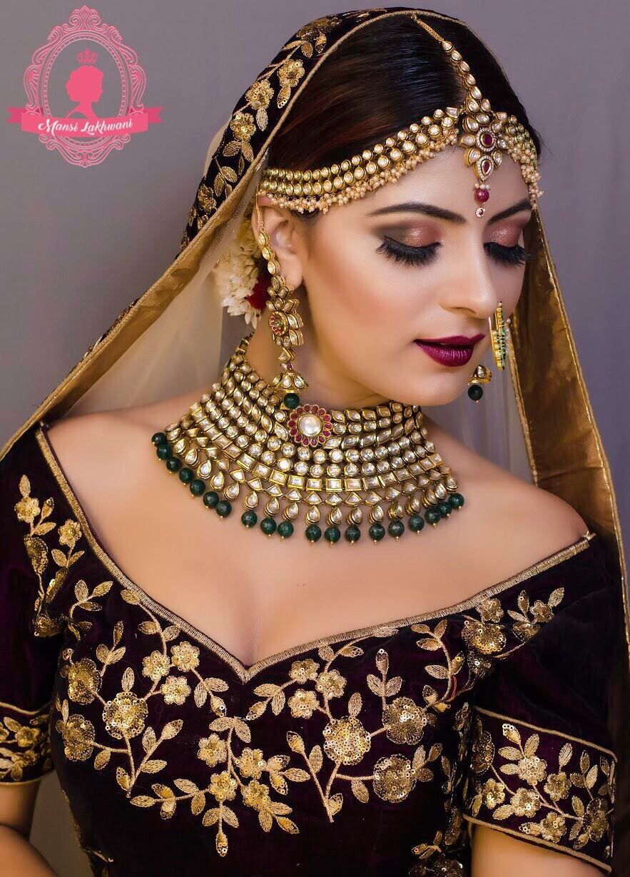 Photo From Brides by Mansi Lakhwani - By Makeup by Mansi Lakhwani