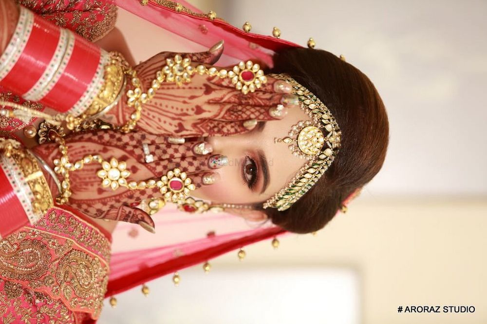 Photo From Gorgeous work by MK - By Mehak Kawatra Makeup Artist