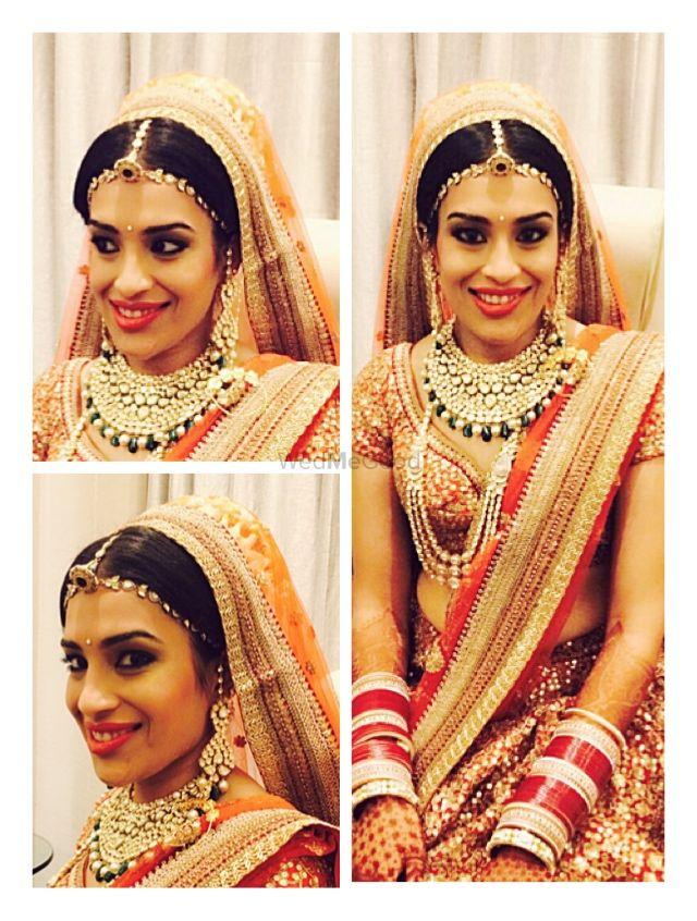 Photo From Brides 2015 - By Shalini Singh Bridal Makeup