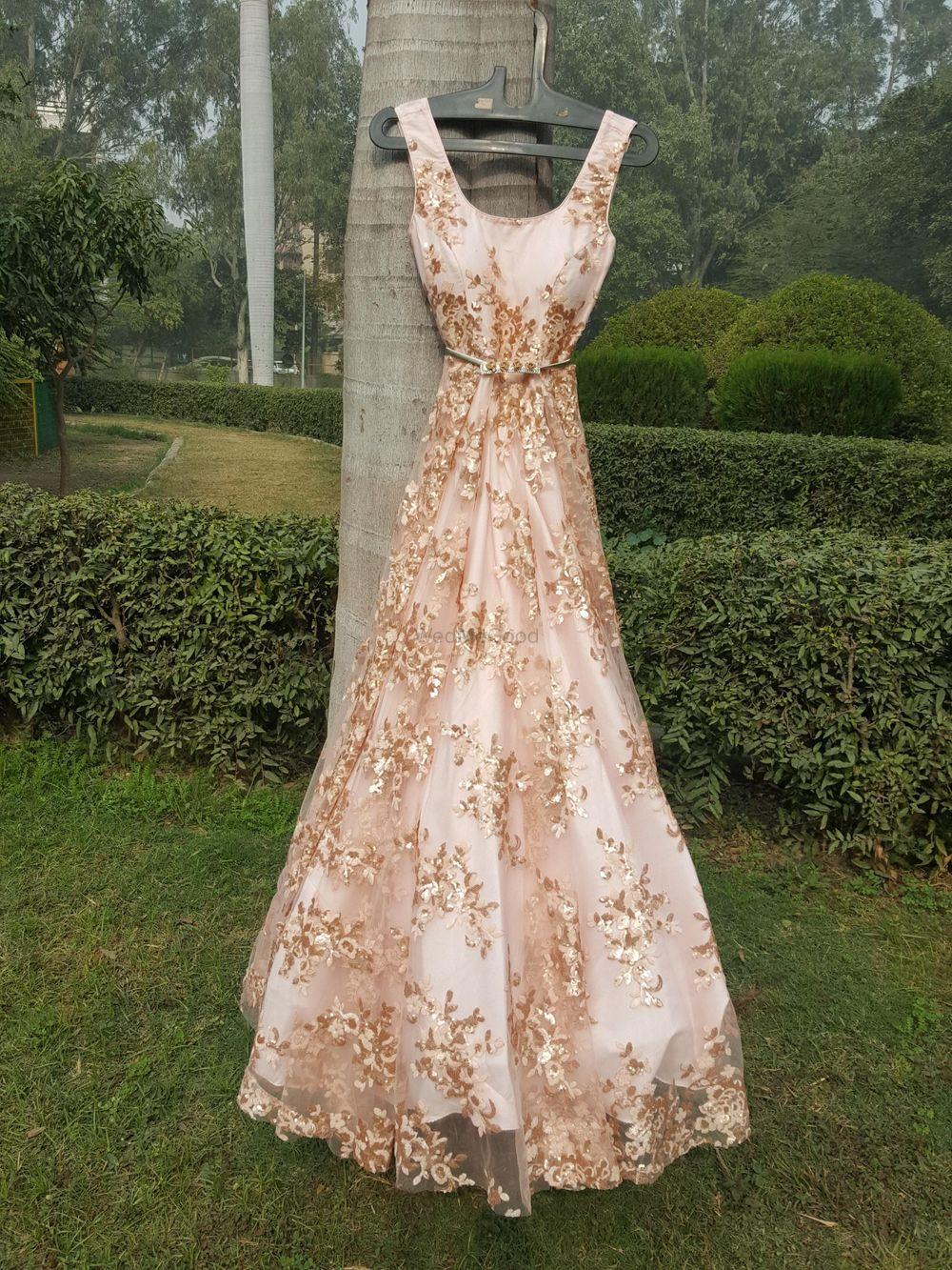 Photo From Dreamy Cocktail Gowns - By Chanderi Tiramisu