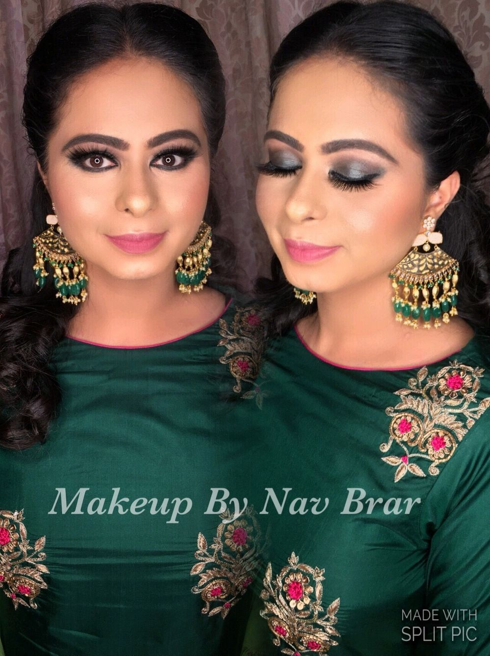 Photo From Renu & Arsh - By Makeup By Nav Brar
