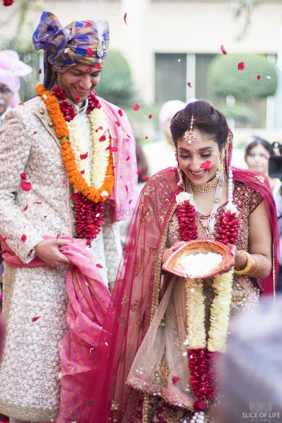 Photo From Kshitij & Shaista in Delhi - By Slice of Life Pictures