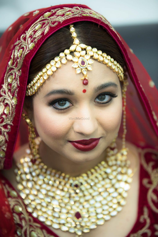Photo From Make Up Shoot : Salonie's Wedding - By Lensomaniya Photography