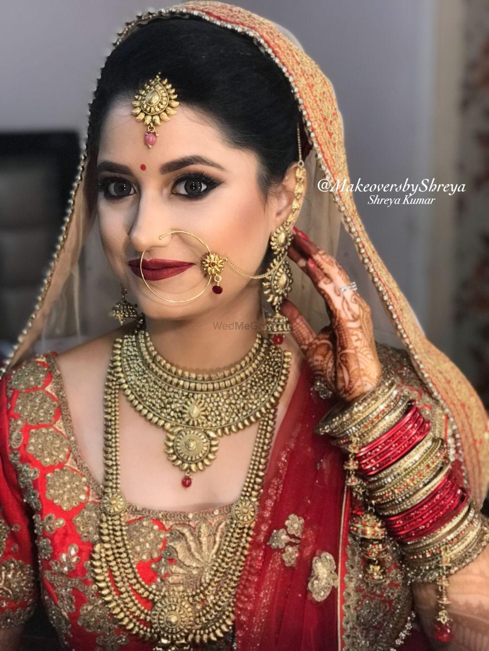 Photo From bridal Makeups  - By Shreya Kumar's Makeup Studio
