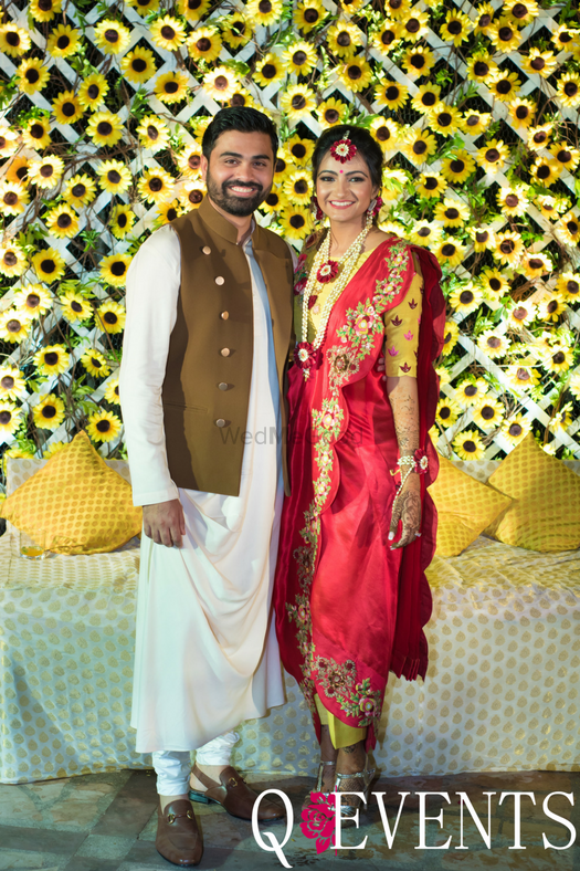 Photo From Sunflower Soul - Mehndi - By Q Events
