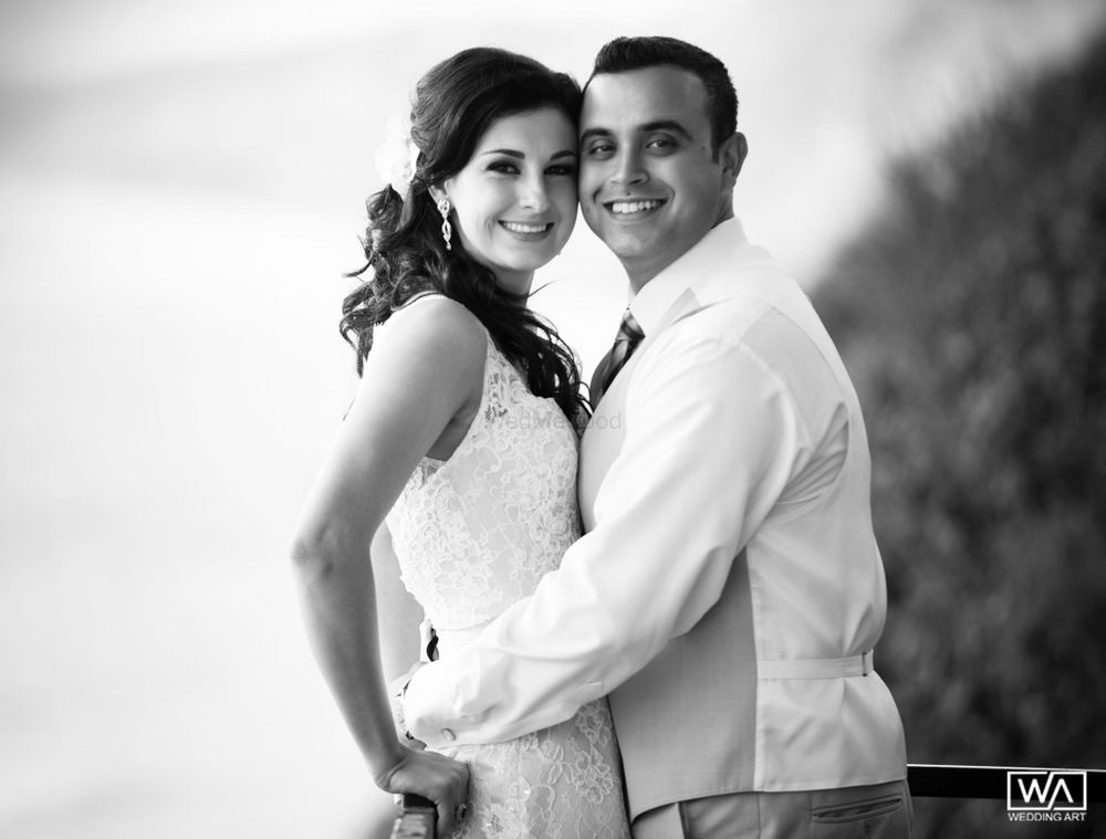 Photo From AVNEET & CARRISSA - By Wedding Art