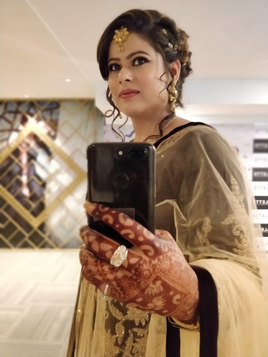 Photo From Ritika bridal mehendi at Dilshad garden,  DELHI on 3rd feb - By Shalini Mehendi Artist