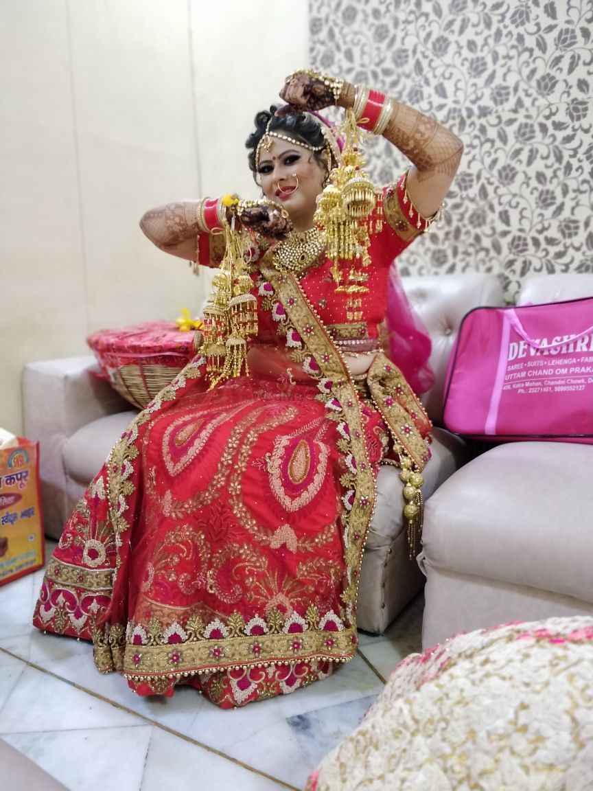 Photo From Ritika bridal mehendi at Dilshad garden,  DELHI on 3rd feb - By Shalini Mehendi Artist