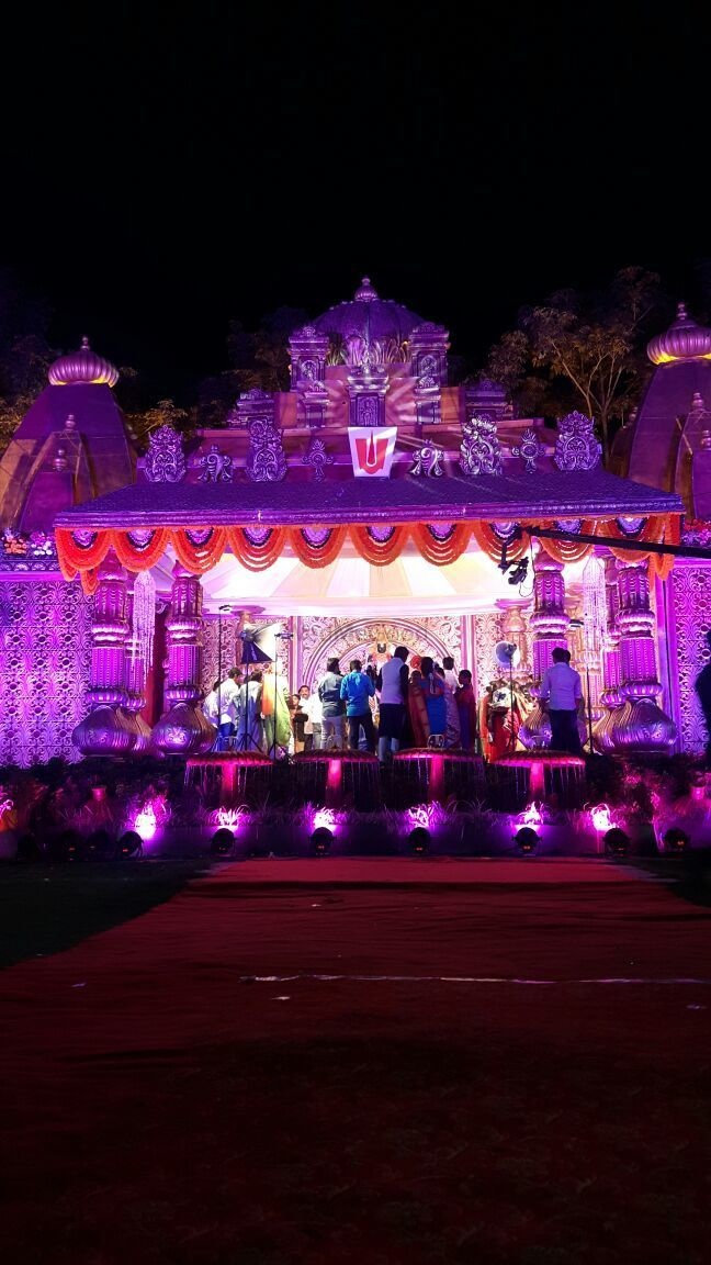 Photo From Balaji Mandir - By Exotica- The Ambience Decorators & Event Management