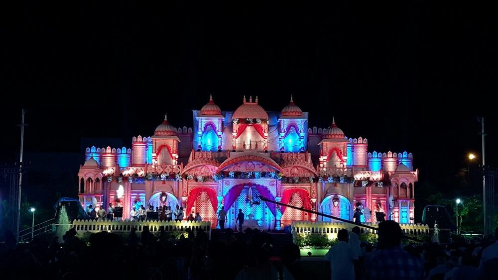 Photo From Rajwada Set - By Exotica- The Ambience Decorators & Event Management
